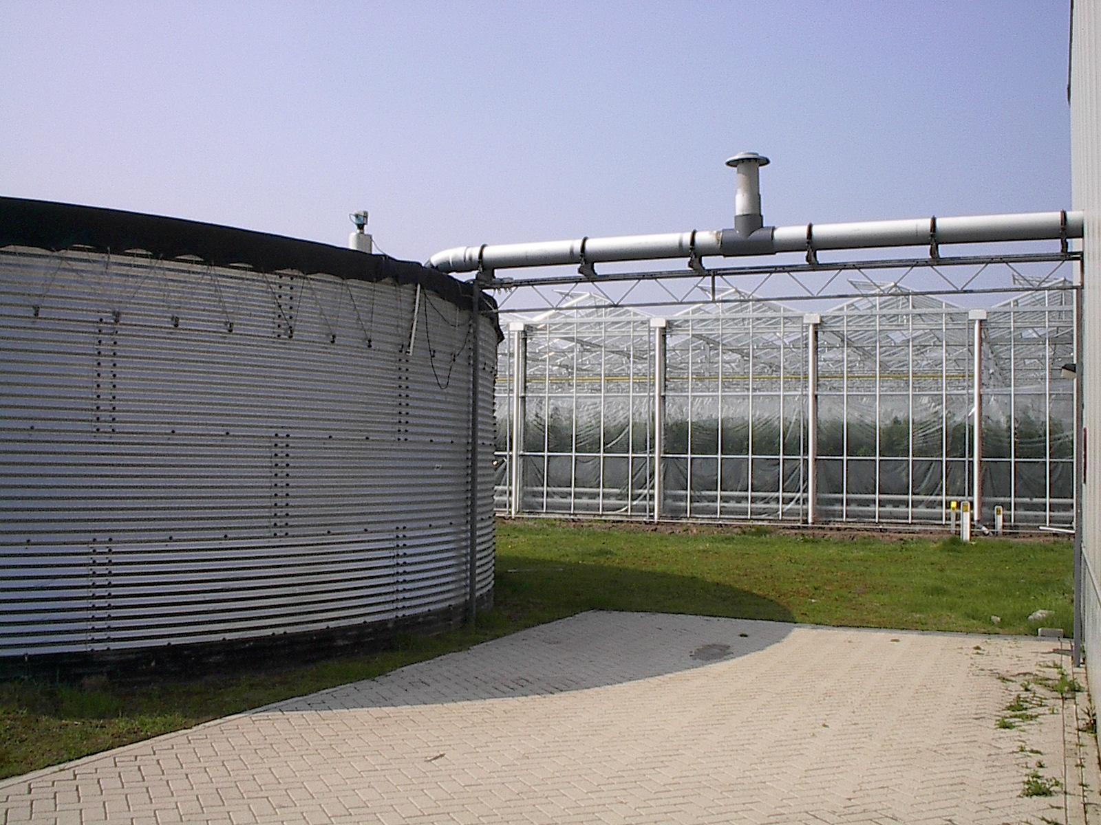 Project Kievitsakker Gietwatervoorziening
