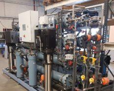Tijdelijke levering van demiwater